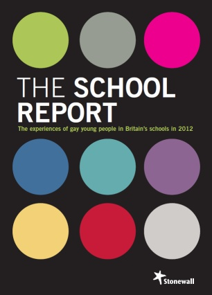 Stonewall teachers report 2012